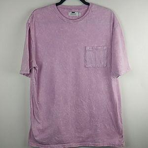 Topman pocketed tee shirt mens Medium